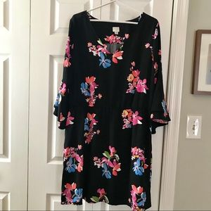 A New Day Floral Dress